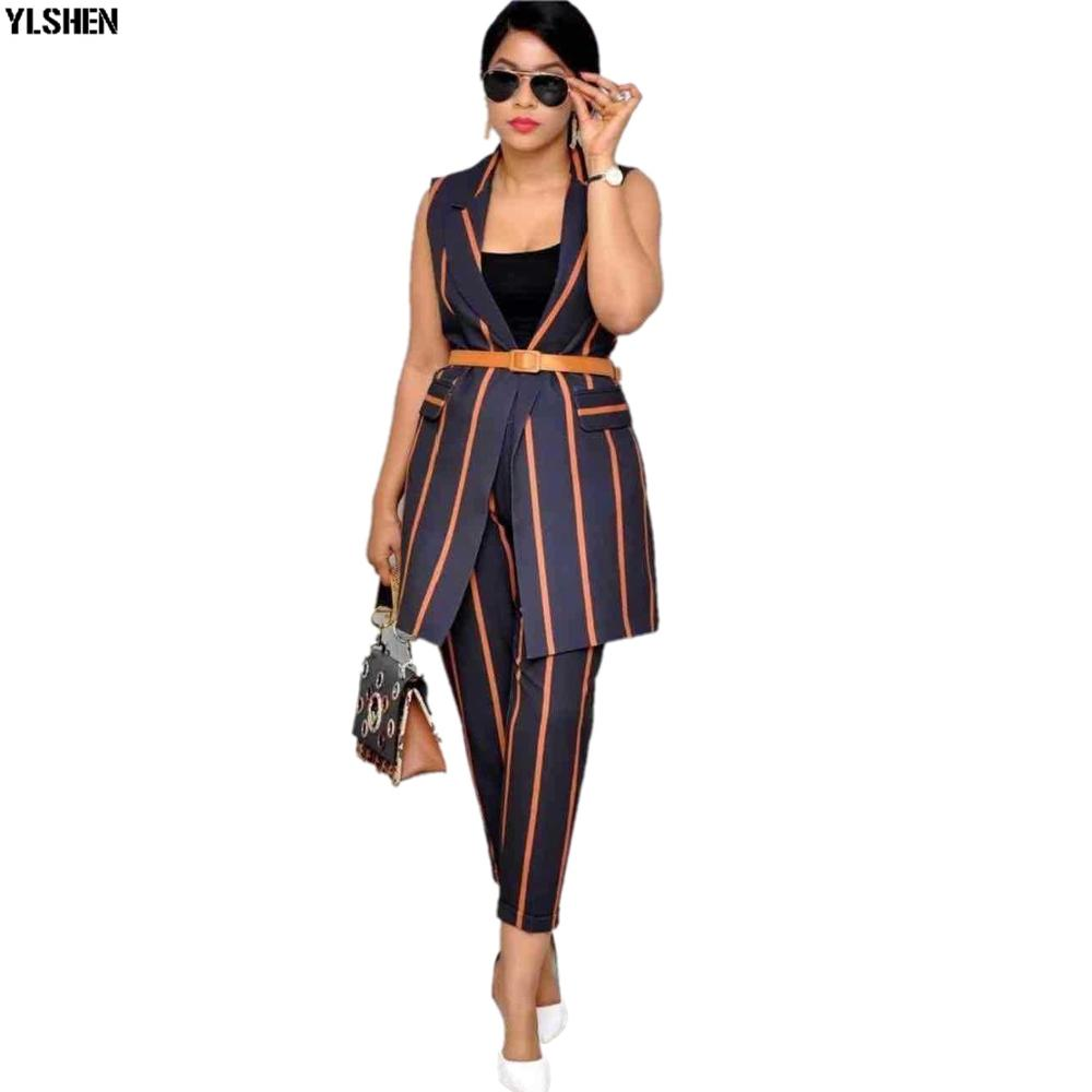 2 Piece Set African Clothes Africa Dashiki New Fashion Top + Pants Suits Super Elastic Party Plus Size Ropa Mujer 2019 For Lady