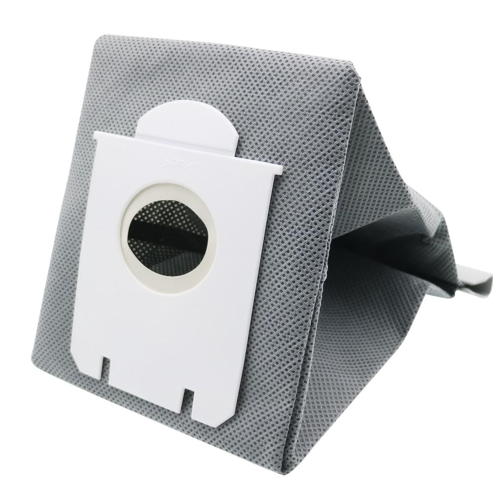 Пылесборник Hepa фильтр пылесборники очиститель сумки Замена для Philips FC8202 FC8204 FC8206 FC8208 F Запчасти для пылесоса