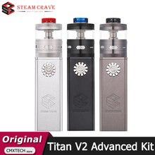 Vapor Original anhelan Titan PWM VV Mod Kit RDTA 300W caja MOD Vape 32ml/20ml/4ml RDTA RTA RDA tanque electrónico cigarrillo vaporizador