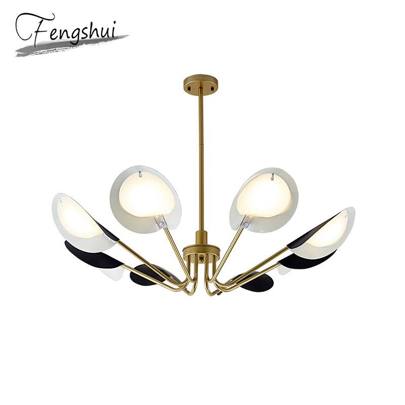 Modern Metal Pendant Lights Lamp LED Pendant Lighting Living Room Dining Room Bedside Bedroom Loft Hanging Lamp Light Fxture|Pendant Lights| |  - title=