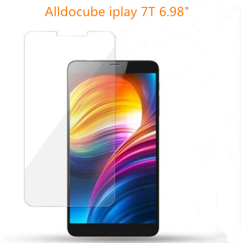 Original Tempered Glass For ALLDOCUBE IPlay 7T Glass Film Screen Protector Film