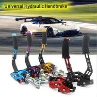 Universal Hydraulic Handbrake Aluminum Car Handbrake Racing Lever Drift Brake Auto Hand Brake Parking Emergency Brake System