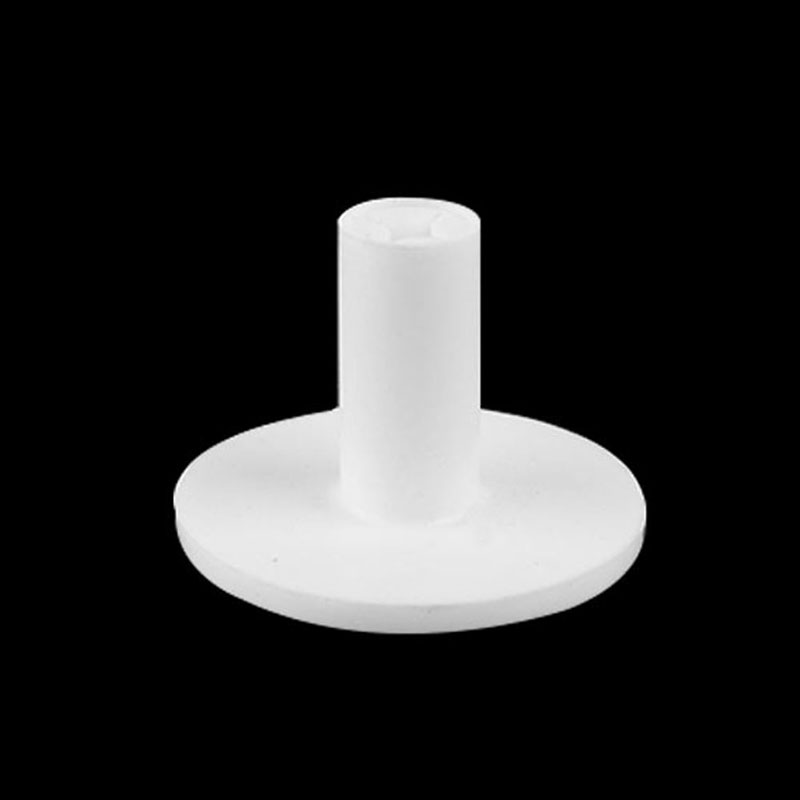 Durable Rubber Golf Tees Holder For Golf Driving Range Tee Practice Tool White PXPF