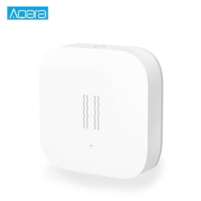 Aqara Smart Trillingen Sensor Zigbee Shock Sensor Voor Thuis Veiligheid, Voor Siaomi Xiaomi Mijia Mi Thuis App Internationale Editie