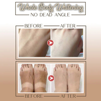 250ml Hot Sale Volcanic Mud Shower Gel Whole Body Wash Fast Whitening Deep Clean Skin Moisturizing Exfoliating Body Care 5