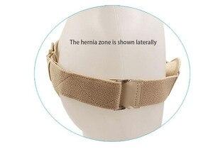 Image 5 - Home gesundheit liefert erwachsene inguinal hernie mit bandage unisex anti le hernie mit alten menschen