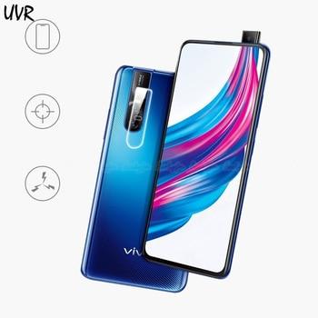 UVR 100 Boxes For VIVO V15 Pro V11 X27 Pro Camera Lens Tempered Glass For VIVO IQOO Neo U1 Nex 2 S1 Camera Lens Protector Film