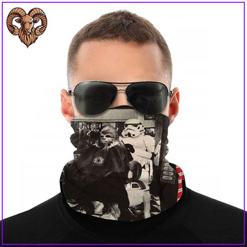 2020 Women Men facemasks maskas Star Wars Stormtrooper Chewbacca Barber Shop Photo facemasks for virus protection washable