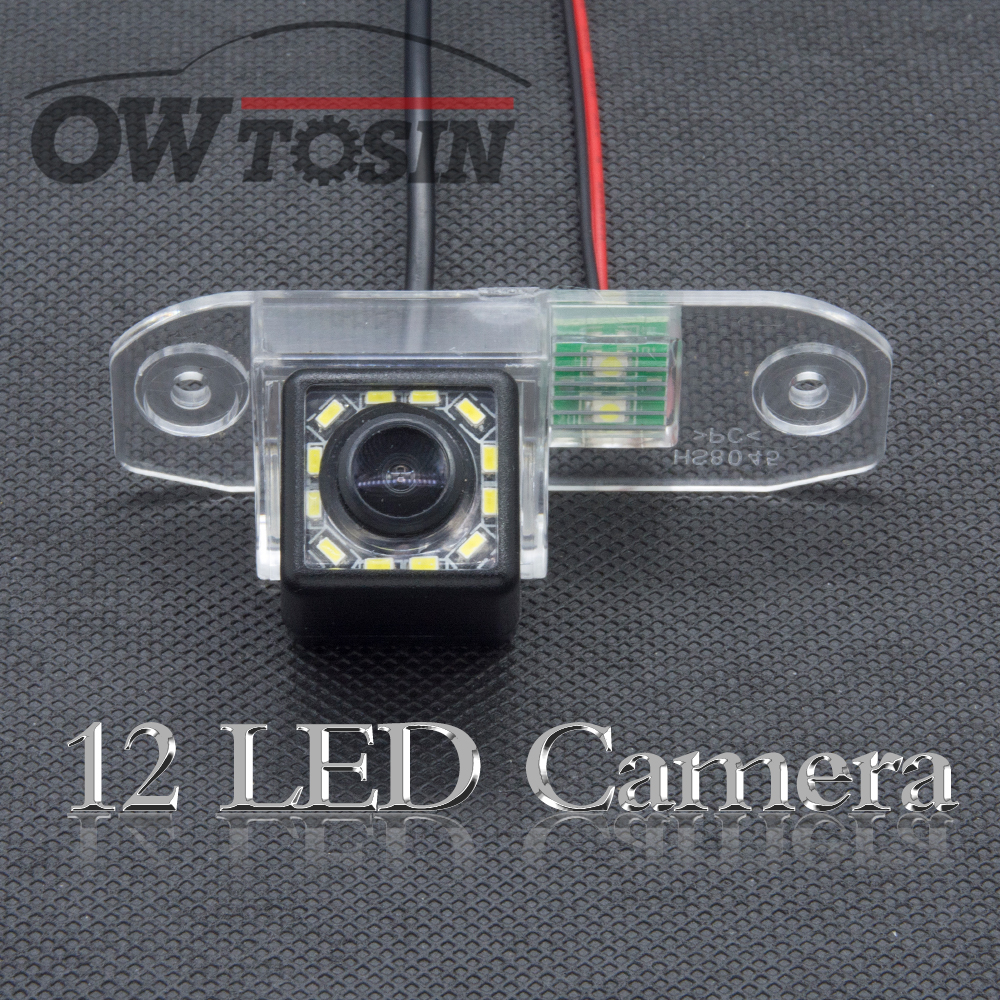 Full HD CCD chip Car Parking RearView color Camera for VOLVO XC V70 XC70 S60 S80