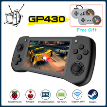 Game-Console Video-Game-Player Raspberry Ips-Screen Retro CM-3L GP430 HDMI Output Wifi