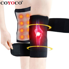 Tourmaline Self Heating Knee pads Support 8 Magnetic Therapy KneePad Pain Relief Arthritis Knee Patella Massage Sleeves