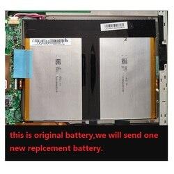 Перезаряжаемый аккумулятор для планшетного ПК TREKSTOR, 10,1 дюйма, 3G, перезаряжаемый аккумулятор с 5 линиями и разъемом