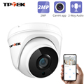 IP-камера видеонаблюдения HD, 1080P, Wi-Fi, 2 Мп, 2,8 мм