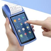 Handheld Terminal POS Android PDA device Bluetooth Thermal Printer 58mm NFC Bluetooth Wireless FREE POS System Loyverse POS