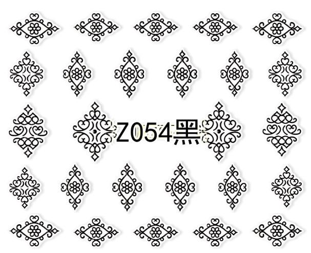 Z054 黑色