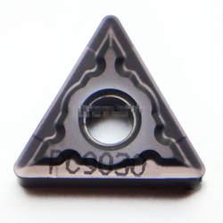 TNMG160404 08-GS Ha HS PC9030 Южная Корея KORLOY токарная пластина из нержавеющей стали только паз