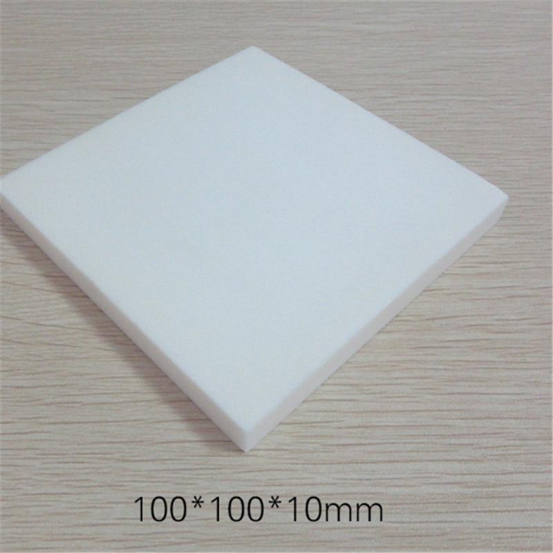 DN: 20x20x2.5mm Adhesive Laliva TV set-top box heat sink Insulation ceramic sheet silicon carbide ceramic sheet 2020 plane corrugated dot point