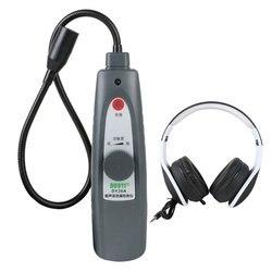 Detector de fugas ultrasónico herramienta transmisor defecto de sellado estetoscopio Gas agua presión sondas de vacío ubicación reparación del coche