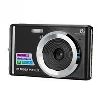 C4 LCD Display Anti Shake Digital Camera HD COMS Sensor Zoom Face Detection Clear Travel Digital Camera Birthday Gift