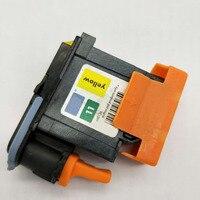 11 สีเหลือง Printhead C4813A สำหรับ HP 1000 1100 1200 2200 2280 2300 2600 2800 CP1700 100 500 510 800 110 800 K850 120 100