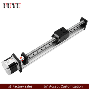 150mm linear guide rail stage