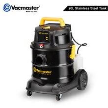 Vacmaster Bucket Vacuum Cleaner 18Kpa Powerful Suction 4 in 1 Vacuum Cleaner Home Wet Dry Vacuum Cleaner Low Noise 20L