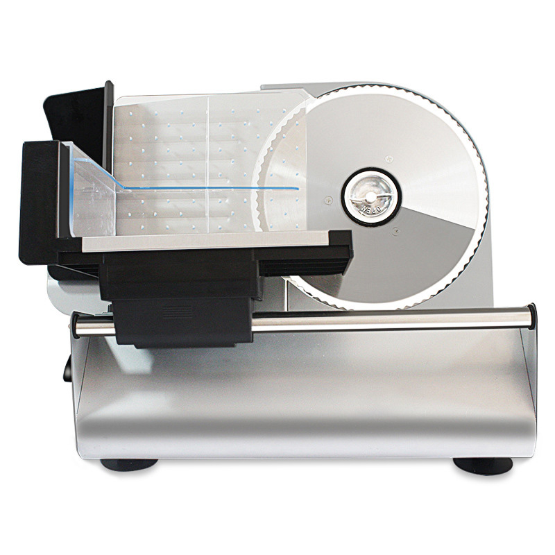 MS-305C Electric Energy-saving Sheep And Beef Meat Slicer Bread Ham Fruit Vegetable Multifunctional Convenient Slicer