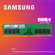 Samsung DDR4 Ram 8GB 4GB 16GB PC4 2133MHz veya 2400MHz 2666MHZ 2400T veya 2133P 2666V ECC REG sunucu belleği 4G 16G 8G 32GB D4 RAM