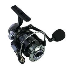 Hemer 5.2:1 Full Metal Body Spinning Fishing Reel Carp Wheel Trolling Surf For Lake/River