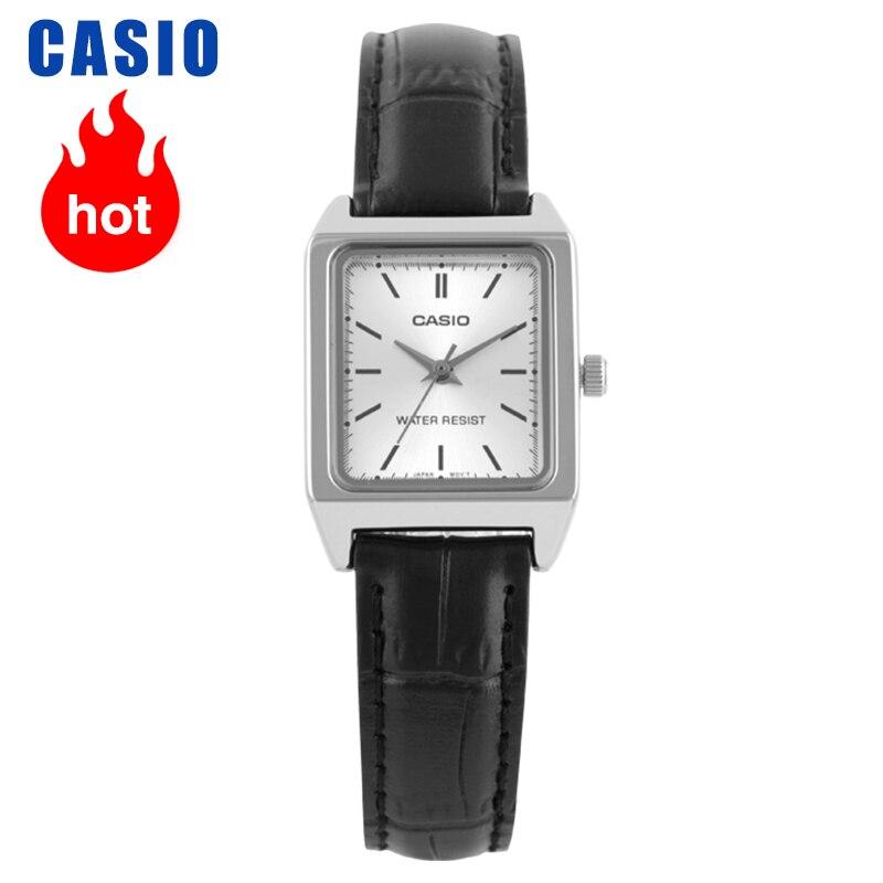 Casio Watch Pointer Series Fashion Quartz Women's Watch LTP-V007L-7E1