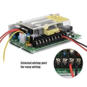 Image 5 - DC 12V 5A UPS Fuction 도어 액세스 제어 전원 공급 장치 사용 액세스 제어 시스템 스위치 원격 잠금 AC 110V 240V