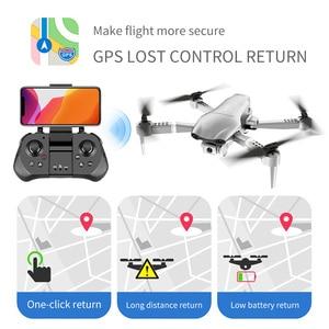 2020 Новый F3 Дрон GPS 4K 5G Wi-Fi Видео дроны FPV Квадрокоптер полет 25 минут дистанция rc 500 м Дрон HD широкоугольная двойная камера квадракоптер с камер...