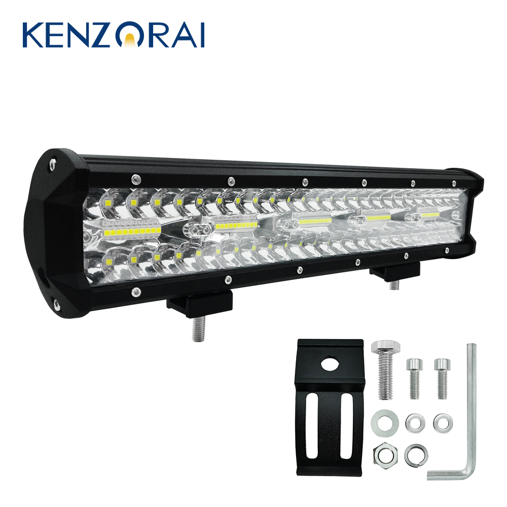 15 zoll 300W 30000LM offroad <font><b>led</b></font> <font><b>bar</b></font> Wasserdicht Combo Beam <font><b>Led</b></font> Work Light <font><b>Bar</b></font> für Lkw Auto SUV Boot <font><b>12V</b></font> Durable Heißer auto lichter image