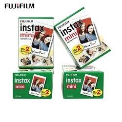 Fujifilm Instax Mini White Film 80 Sheets 3 inch film For mini 9 mini 8 Polaroid FUJI Instant Photo Camera Mini 25 8 7s 70 90
