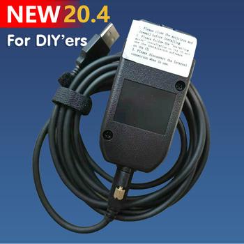 Badanie główne kabel diagnostyczny dla samochodów OBD2-OBDII-USB-interface 2nd 19 6 ATMEGA162 + 16V8B + FT232RQ tanie i dobre opinie V2 19 6 1 Hex 1 96 2inch 10inch plastic Kable diagnostyczne samochodu i złącza Unlimited VIN 0 2kg vag 19 6 20 4 Auto diagnostic tool