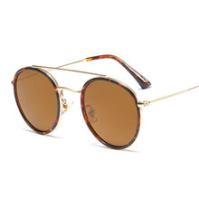 Fashion Sunglasses Men Woman Brand Designer Round Sun Glasses Colour lens de sol high quality With box 92192