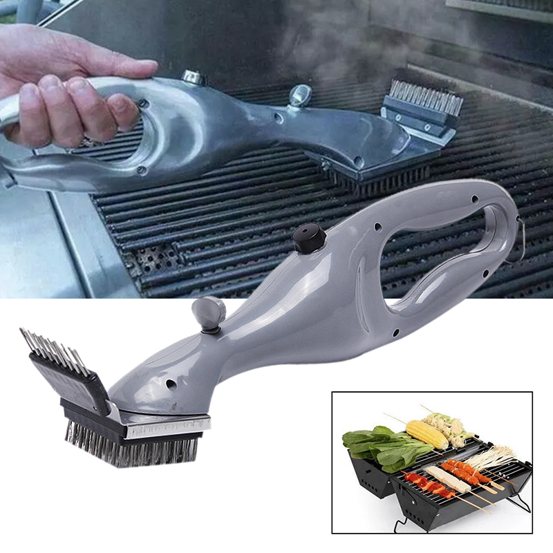 Barbecue Grill Daddy Steam Cleaning Barbeque Grill Brush For Charcoal Cleaner With Steam Or Gas Accessories Cooking Tool Borstel Cleaning Brushes Aliexpress