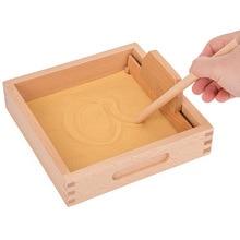 Giocattoli educativi per bambini giocattoli educativi per bambini sabbia tavolo pratica scrittura pittura giocattolo fai da te
