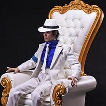 Hot Figure Accessory Furniture 1:6 Scale European Queen Sofa Chair Model W Crystal Sofa Model Toys