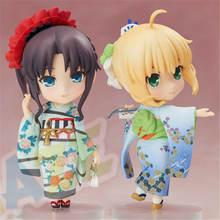 Модель fate saber fate/stay night tohsaka rin kimono q ver 10