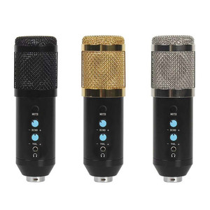 Image 4 - USB Microphone Professional Condenser Microphone Kit Cardioid Studio Recording Microphone Karaoke Microphone for Computer Podcas