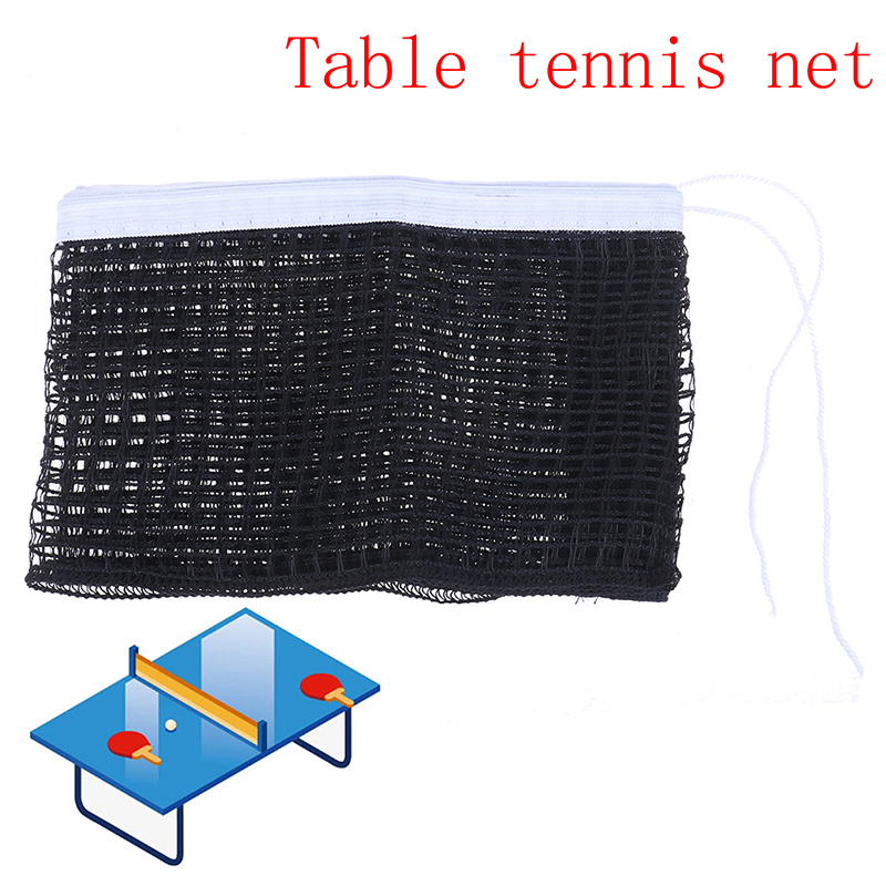Waxed String Table Tennis Table Net Ping Pong Table Net Replacement 71*5.5 Inches Table Tennis Accessories High Quality