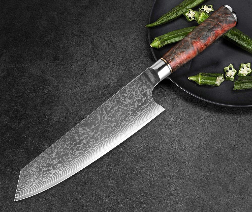 DAMASCUS STEEL JAPANESE KNIFE VG10