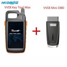 Xhorse VVDI Key เครื่องมือสูงสุด VVDI Mini OBD 8A อะแดปเตอร์ Bluetooth Update รุ่น Key เครื่องมือสร้างชิปสร้าง Remote