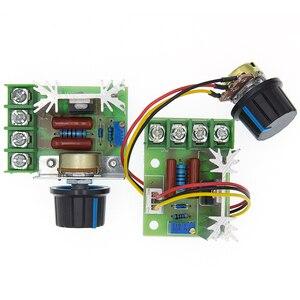 AC 220V 2000W SCR Voltage Regulator Dimm