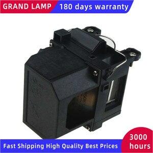 Image 5 - Para elpl57 v13h010l57 compatível lâmpada do projetor para EB 450Wi/EB 455W/EB 455Wi/EB 460/EB 460E/EB 460i/EB 460LW/EB 465i/h318a