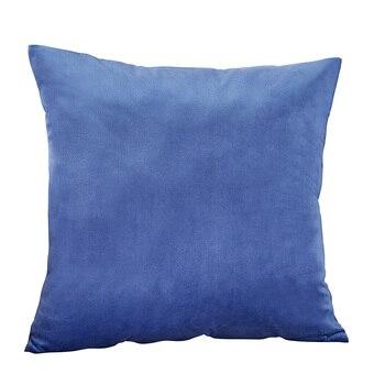 Housse de coussin bleu roi – 4 Tailles au choix
