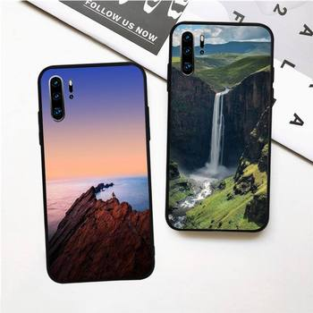 Canyon View case for huawei p20 p30 p40 pro mate 10 20 30 pro lite p smart y7 2019 plus nova 3I cases cover image