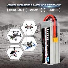 HRB RC батарея 22,2 V 1800mAh 50C 6S Max 100C Lipo батарея AKKU RC Lipo FPV RC Quapcopter Drone Trex 450 550 вертолет