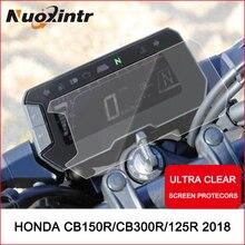 Nuoxintr мотоциклетный кластер Защита от царапин кластерный дисплей пленка протектор для Honda CB125R CB 125R CB150R CB 150R CB300R